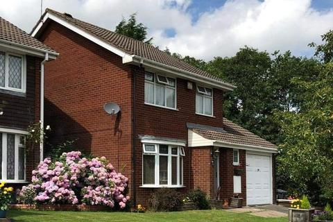 3 bedroom detached house for sale - Marshwood Croft, Halesowen, West Midlands, B62