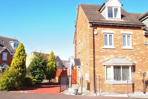 4 bedroom end of terrace house for sale - Walford Road, Killamarsh