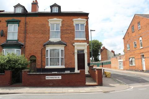 6 bedroom end of terrace house for sale - Westminster Road, Birmingham, B20