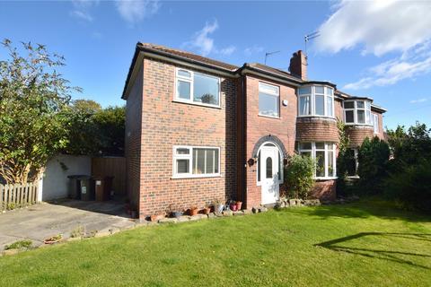 4 bedroom semi-detached house for sale - Asket Gardens, Oakwood, Leeds