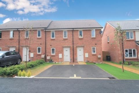 2 bedroom end of terrace house for sale - Luccombe Oak, Cranbrook