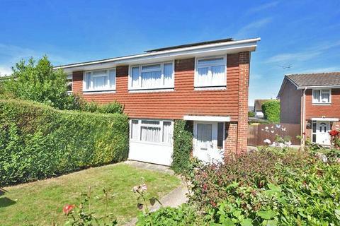 3 bedroom end of terrace house for sale - 19 Brogden Crescent, Forge Lane ME17