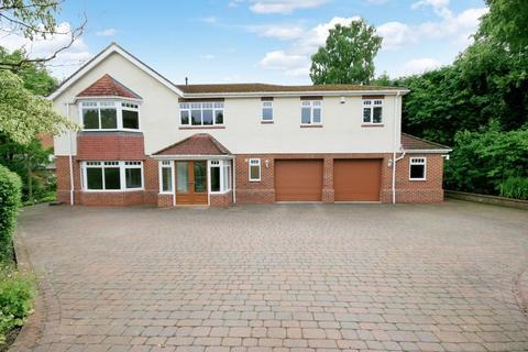 5 bedroom detached house to rent - Western Way, Darras Hall, Ponteland, Newcastle upon Tyne