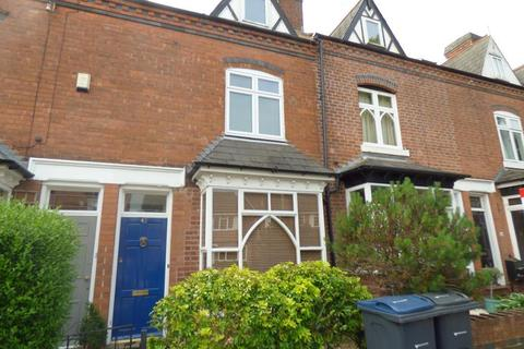 3 bedroom terraced house to rent - Regent Road, Harborne, Birmingham, B17 9JU