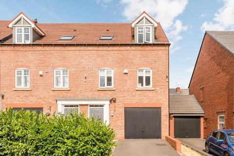 3 bedroom semi-detached house for sale - George Dixon Road, Edgbaston, Birmingham, B17 8LQ