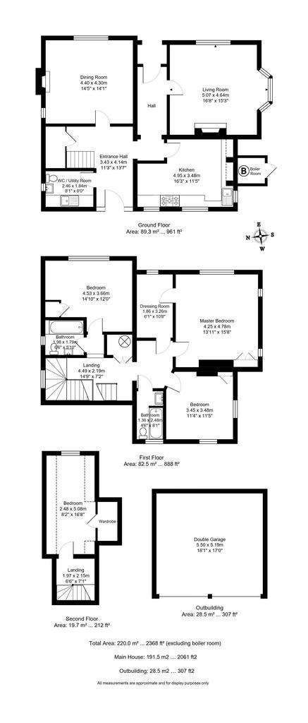 Floorplan: Alders Road