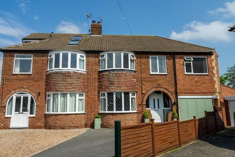 4 bedroom semi-detached house for sale - Doriam Drive, Huntington, York