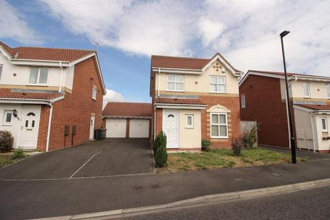 3 bedroom detached house for sale - Woodlea, Forest Hall, Newcastle Upon Tyne
