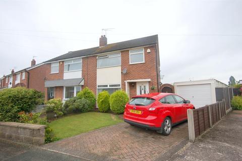 3 bedroom semi-detached house for sale - Dorric Way, Crewe