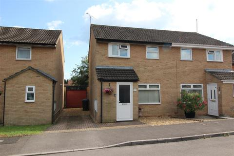 3 bedroom semi-detached house for sale - Andrews Close, Chippenham