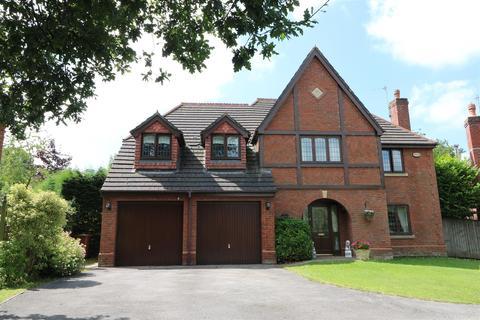 5 bedroom detached house for sale - Regency Drive, Stockton Brook, Stoke-On-Trent