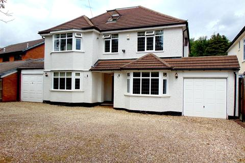 5 bedroom detached house for sale - Walsall Road, Little Aston, Sutton Coldfield