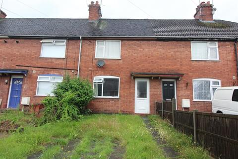 2 bedroom terraced house to rent - Cornwall Road, Coventry