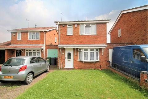 3 bedroom detached house for sale - Hawkswell Drive, Willenhall