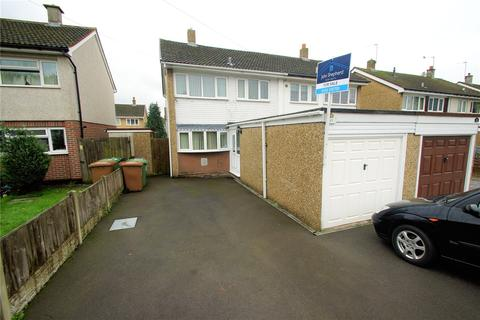 2 bedroom semi-detached house for sale - Medway Road, Walsall, West Midlands, WS8
