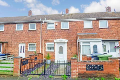 2 bedroom terraced house for sale - Kingsley Avenue, South Shields, Tyne and Wear, NE34 9JA