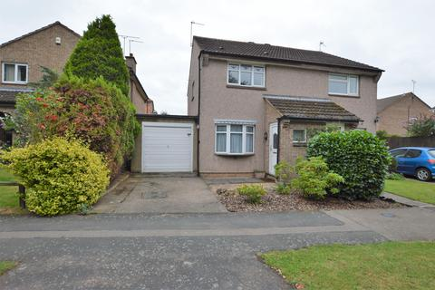 2 bedroom semi-detached house for sale - Featherby Drive, Glen Parva, Leicester, LE2 9NZ