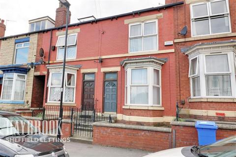 3 bedroom terraced house to rent - Sheffield