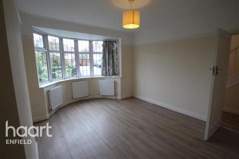 3 bedroom terraced house to rent - Willow Road, EN1