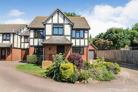 4 bedroom detached house for sale - Strouds Meadow, Cold Ash