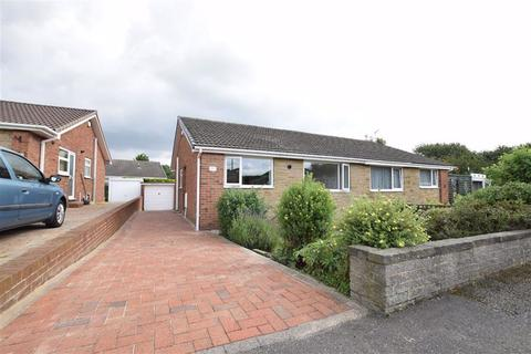 2 bedroom semi-detached bungalow for sale - St Martins Close, Pogmoor, Barnsley, S75