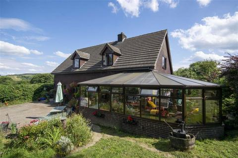 4 bedroom detached house for sale - Rhos-y-Brithdir, Llanfyllin, SY22