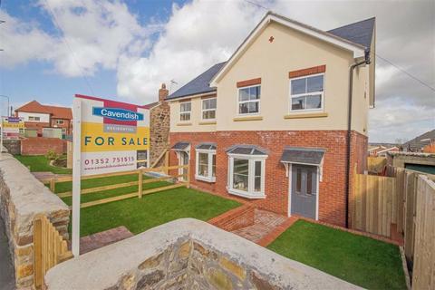 3 bedroom semi-detached house for sale - Queen Street, Leeswood, Mold