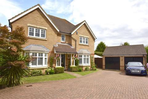 4 bedroom detached house for sale - Charles Babbage Close, Chessington