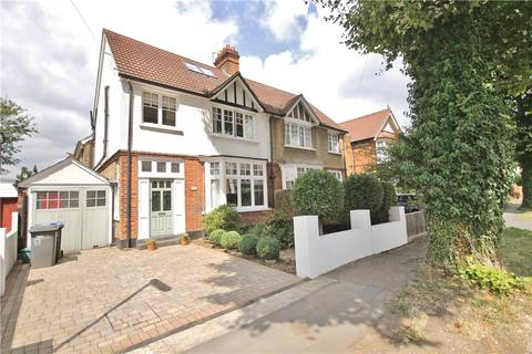 5 bedroom semi-detached house for sale - Avenue Road, Staines-upon-Thames, Surrey, TW18