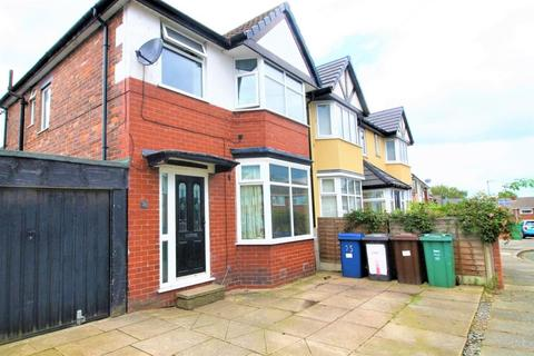 3 bedroom semi-detached house for sale - Ferndene Road, Prestwich