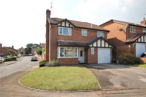 4 bedroom detached house for sale - Pilsdon Drive, Poole, Dorset, BH17