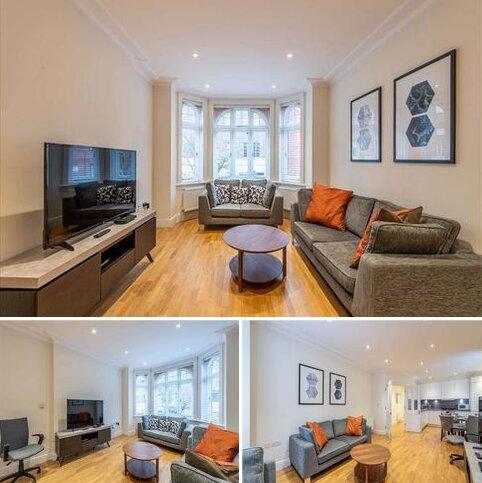 3 bedroom flat to rent - Hamlet Gardens W6
