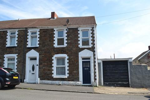 2 bedroom end of terrace house for sale - Watkin Street, Mount Pleasant, Swansea, City and County of Swansea. SA1 6YE