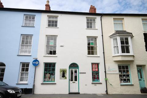 2 bedroom maisonette for sale - 10 NEW STREET APT AND SHOP, ABERDOVEY LL35