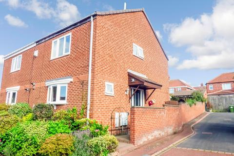 3 bedroom semi-detached house for sale - Mitchell Gardens, South Shields, Tyne and Wear, NE34 6EF