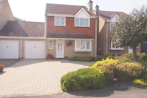 3 bedroom link detached house for sale - Barnes Way, Whittlesey, PE7