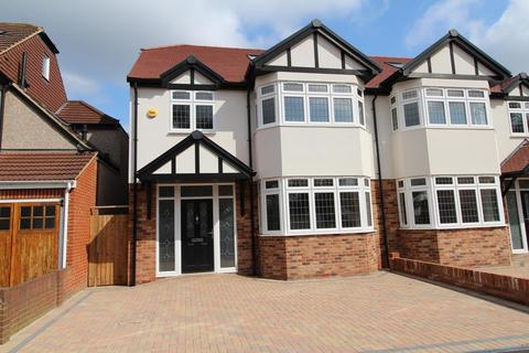 5 bedroom semi-detached house for sale - Cranston Park Avenue, Upminster, Essex, RM14
