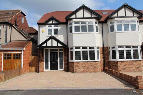 5 bedroom semi-detached house for sale - Cranston Park Avenue, Upminster, Essex, RM14