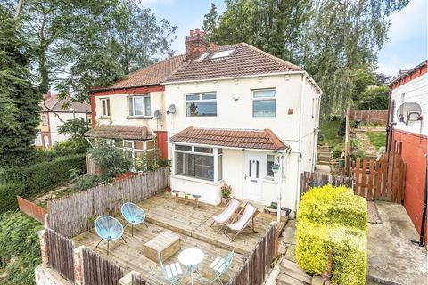 3 bedroom semi-detached house for sale - Roundhay Avenue, Leeds, LS8 4DU