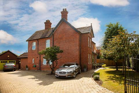 4 bedroom detached house for sale - Beech Hill Road, Spencers Wood, Reading, RG7 1HL
