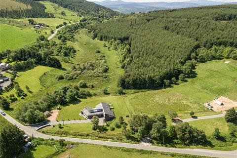 3 bedroom detached house for sale - Skyhouse, Cushnie, Alford, Aberdeenshire, AB33