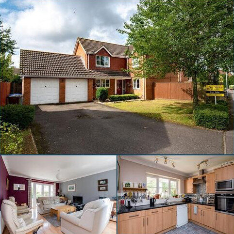 4 bedroom detached house for sale - Cater Way, Boston, Lincolnshire
