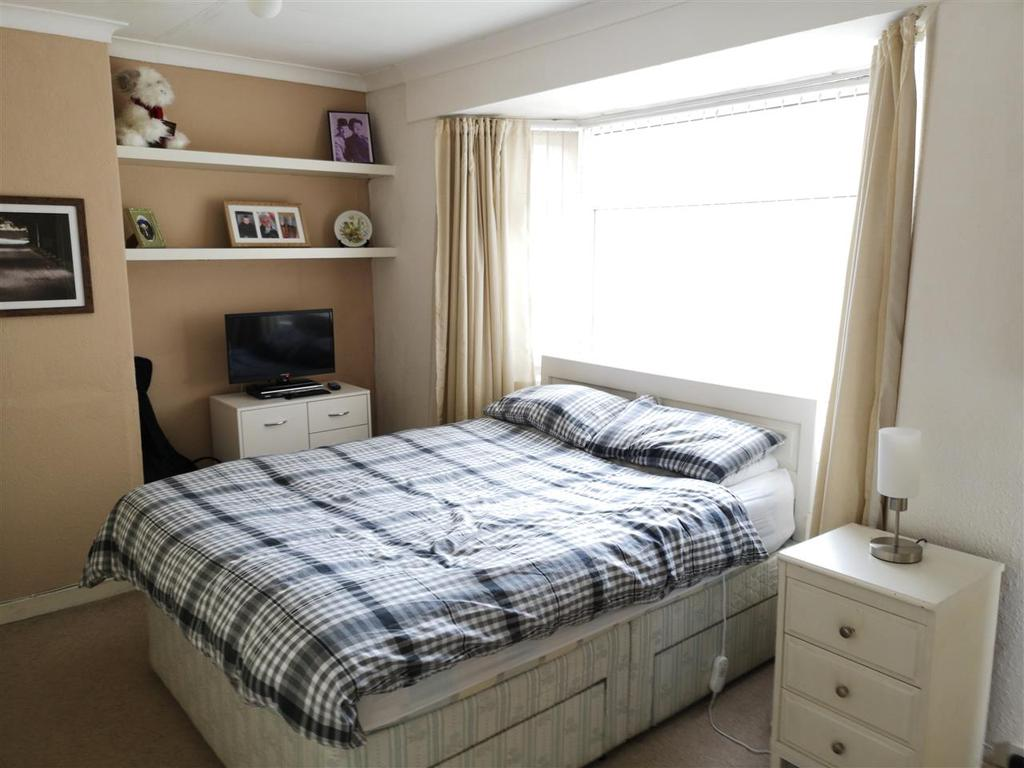 Master bedroom with en suite