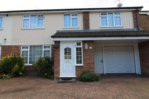 4 bedroom semi-detached house to rent - Riversdale Road, , Ashford, TN23 7TR