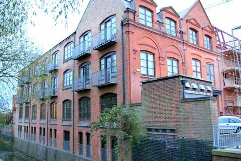 2 bedroom flat to rent - The Button Factory, 47 Briton Street, West End, Leicester, LE3 0AA