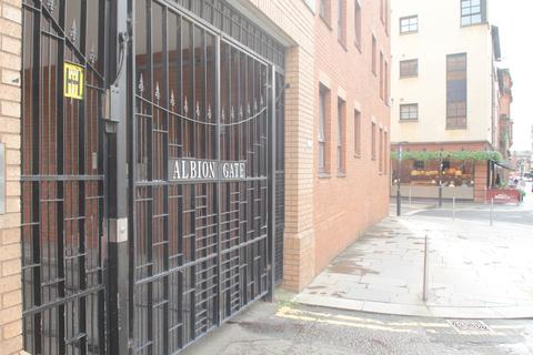 1 bedroom flat to rent - Albion Gate, Merchant City - Available 04th May 2020