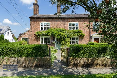 4 bedroom semi-detached house for sale - Wrenbury, Cheshire