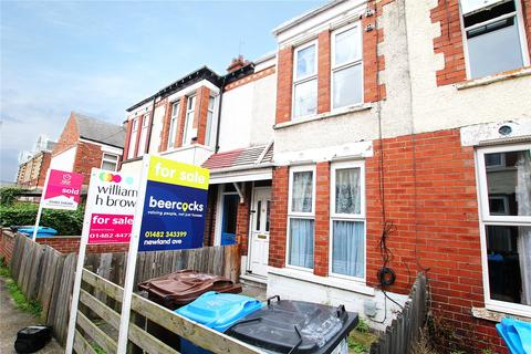2 bedroom terraced house for sale - The Cedars, Sidmouth Street, Hull, East Yorkshire, HU5