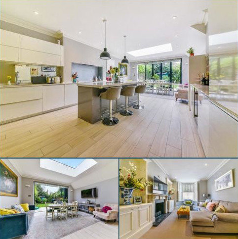5 bedroom house to rent - Rush Hill Road, Clapham, London, SW11