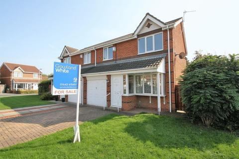3 bedroom semi-detached house for sale - Ford Place, Stockton, TS18 2RX